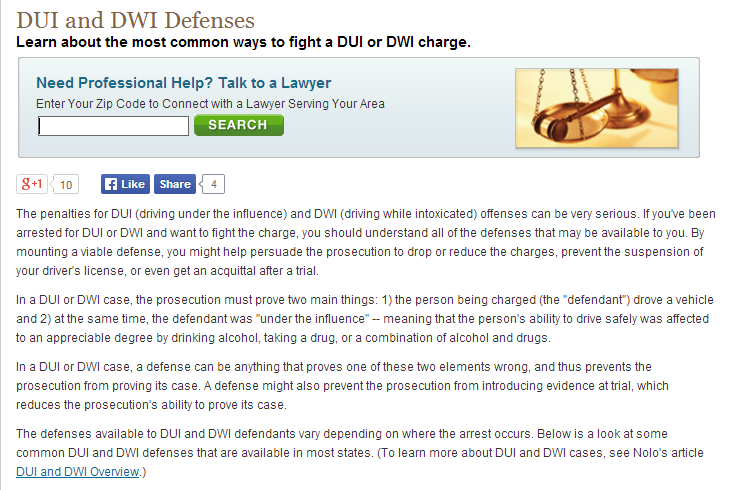 Hiring a Competent Kent DUI Attorney Helps You Fight a DUI Conviction