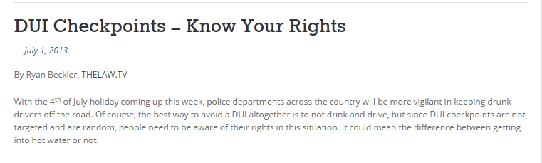 dui-checkpoints-know-your-rights