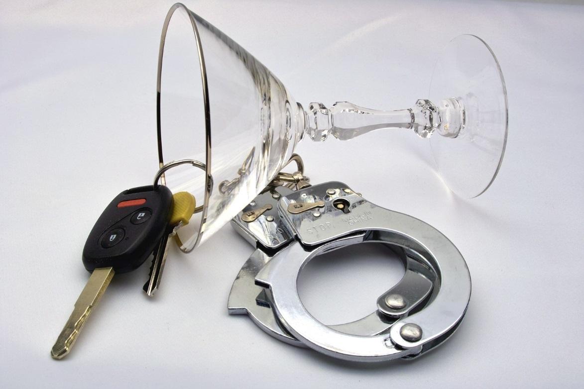 dui arrest outcomes